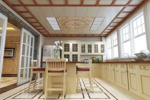 吊顶选购:厨房吊顶用什么材料好