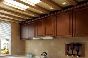 吊顶选购:厨房天花吊顶作用大大的 千万不要轻视